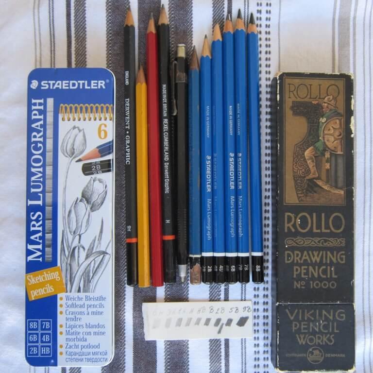Crayons pour le PencilDay
