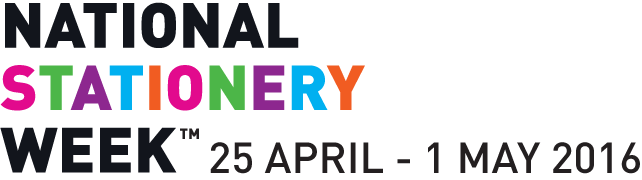 National Stationery Week 25 avril au 1 mai 2016