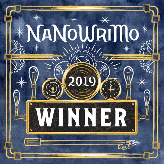NaNoWriMo 2019 Winner